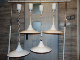 Lampa,żyrandol,vintage loft,cena za 1 szt.