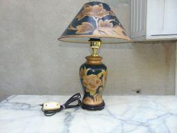 Lampka,ceramiczna,vintage lat 70-80