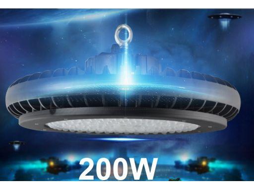 Lampa przemysłowa ufo magazynowa ip65 led 200w
