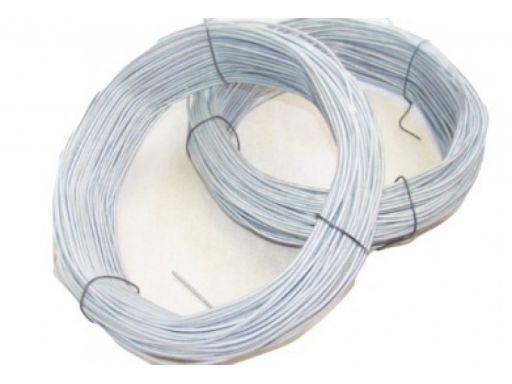 Drut naciągowy ocynkowany fi 3 mm 50 mb