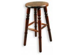 Taboret 60 cm hoker kwietnik solidny stołek