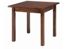 70x70 solidny stół sosnowy drewniany kuchenny bar