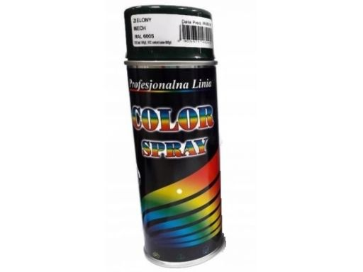 Farba w sprayu ral 7016, 6005, 8017 color 400ml