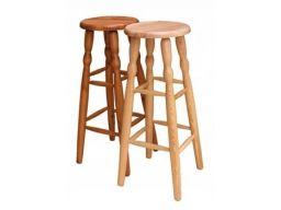 Taboret 80 cm hoker kwietnik solidny stołek