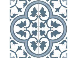 Płytki patchwork borton blue 45x45 nowość