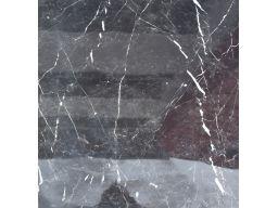 Gres carrara black marmo 60x60 rekt. marmur poler