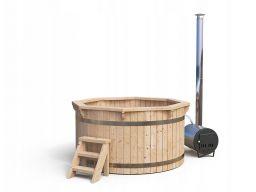 Niemiecka drewniana balia ogrodowa samu 220cm