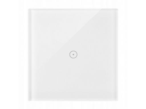 Simon 54 touch pan. dot. 1 p biała perła dstr11/70