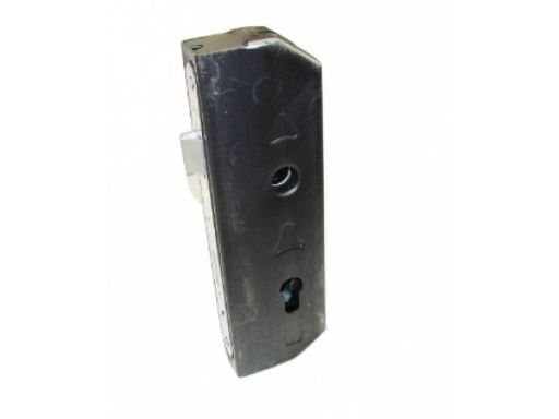 Kaseta z zamkiem 80x40 wkładka puszka furtka bramy