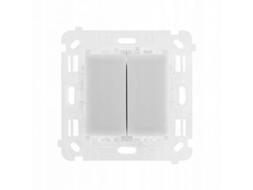 Simon 54 touch łącznik/przycisk podwójny st2m