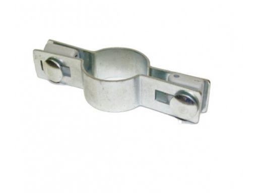Obejma uchwyt pośrednia fi 60 do panela ocynk kpl