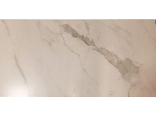 Gres super calacatta rekt 60x120 połysk marmur