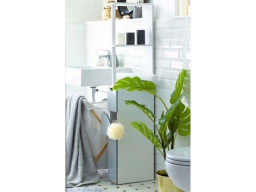 Regał łazienkowy 15,2 x 33 x 136,5 cm